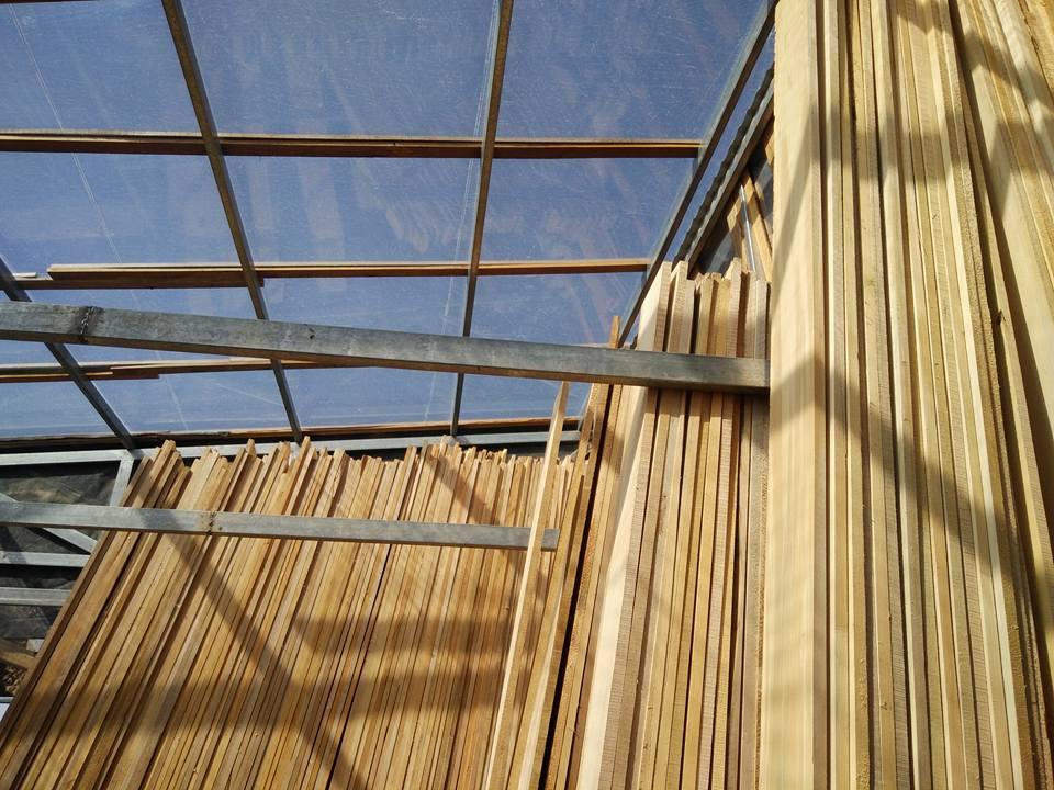 Gỗ bạch tùng - Thanh gỗ làm tổ nhà yến
