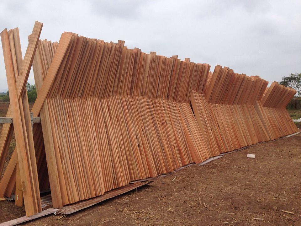 Gỗ meranti đỏ - Thanh gỗ làm tổ nhà yến